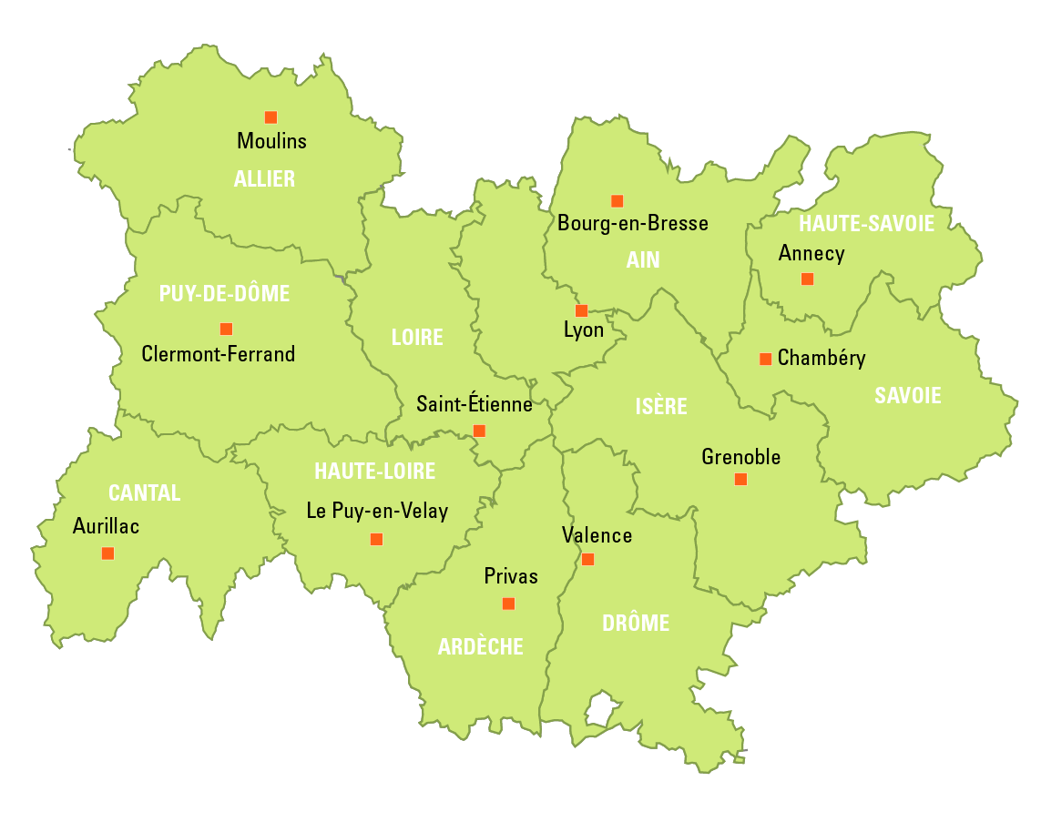 chambery region rhone alpes - Image